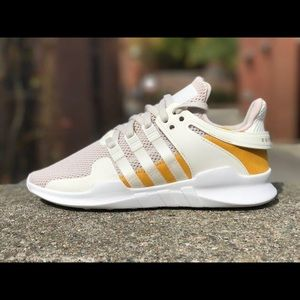 new concept eabd5 8e42c adidas Shoes - Adidas EQT Support ADV Off-WhiteTactile Yellow